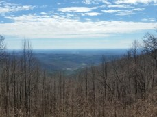 View from Ramrock Mountain