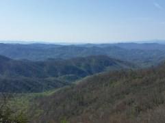 Blackstack Cliffs view.