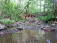 Brown Mountain Creek
