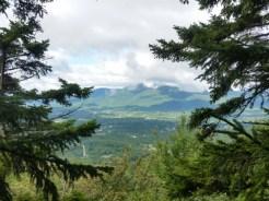 Spruce Peak view.