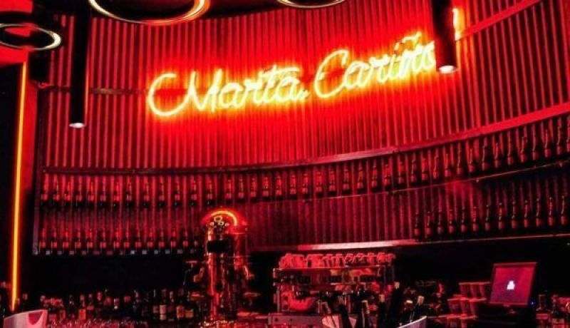 Discoteca gay Madrid Marta cariño bar