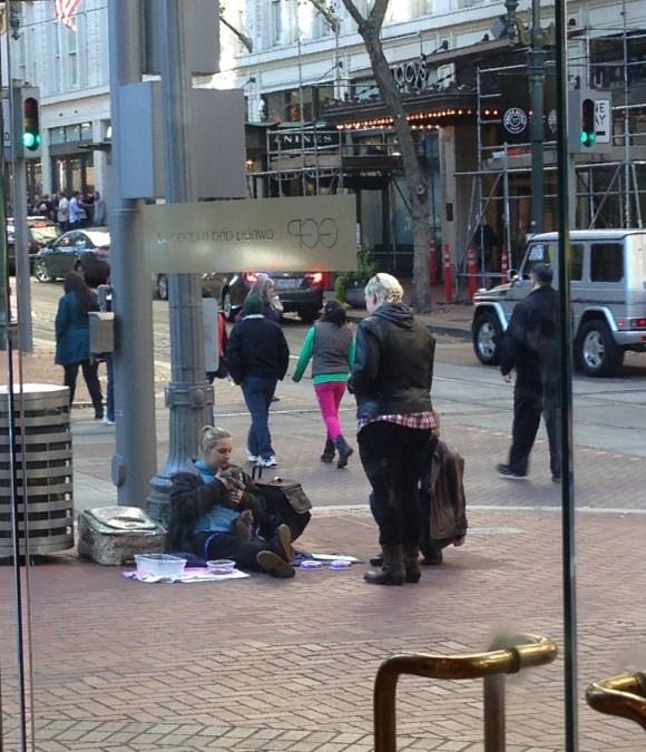 Homeless kittens in Portland