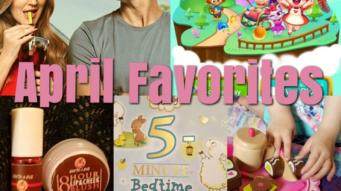 Favorites in April