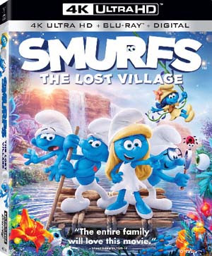 Smurfs: The Lost Village Review