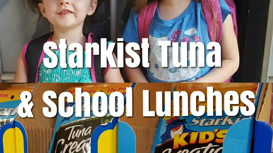 StarKist is perfect for Back to School Lunches