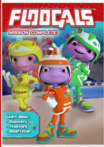 Review of Floogals: Mission Complete! DVD and Giveaway
