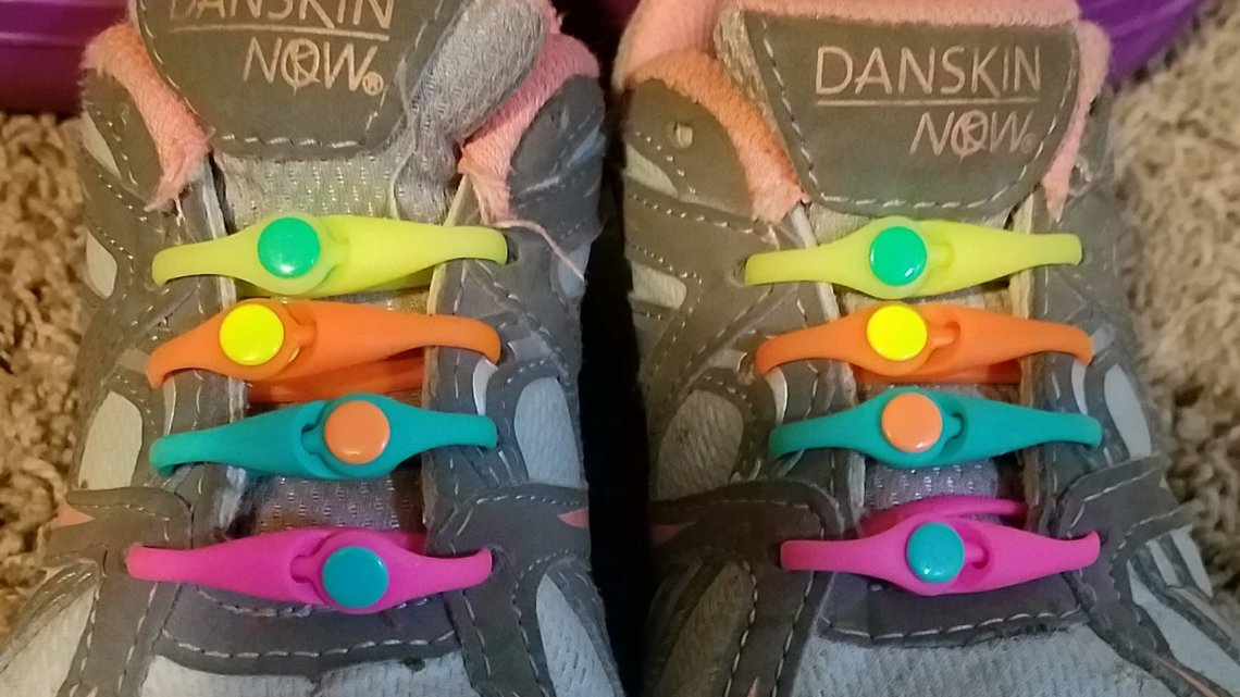 Parents Make Your Life Easier with NoTie Shoelaces
