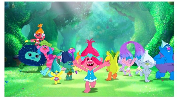 DreamWorks Trolls: The Beat Goes On! TV Series Coming to Netflix