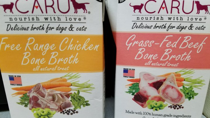 Warm your pet's heart with love with Caru Pet Food's Bone Broths – Review & Giveaway