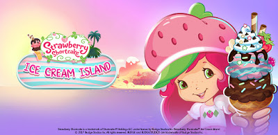 Free Game App Download:  Strawberry Shortcake Ice Cream Island