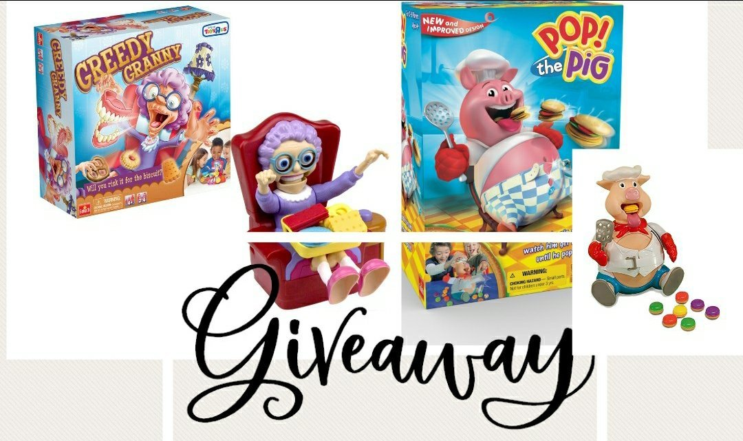 Find Your Inner Child with Goliath Games & Play with Your Kids + Giveaway