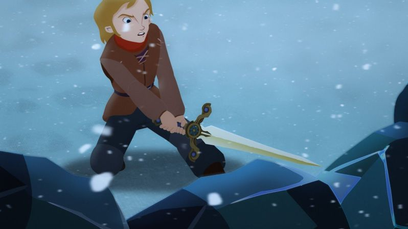 leif-fights-the-dragon-with-michael-s-sword
