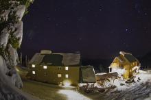 Monashee Powder Catskiing New Lodge