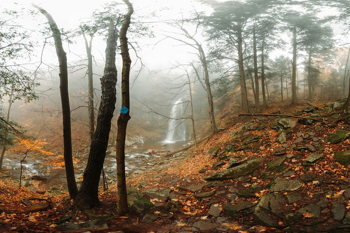 Plattekill Falls 360VR