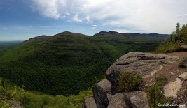 Huckleberry Point (DSLR Pano)