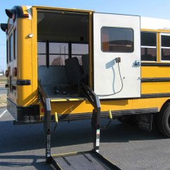 Yellow Wheelchair Diy Chair Covers The Art Of Driving A School Bus Cat 39s Lol