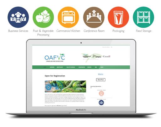OAFVC Ontario Agri-Food Venture Centre - Cats Media - Port Hope and Cobourg