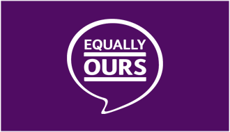 Equally ours logo