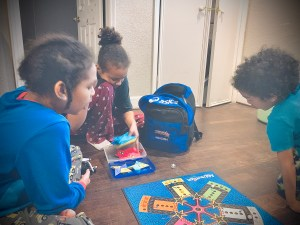 Family Game Night - Aggravation