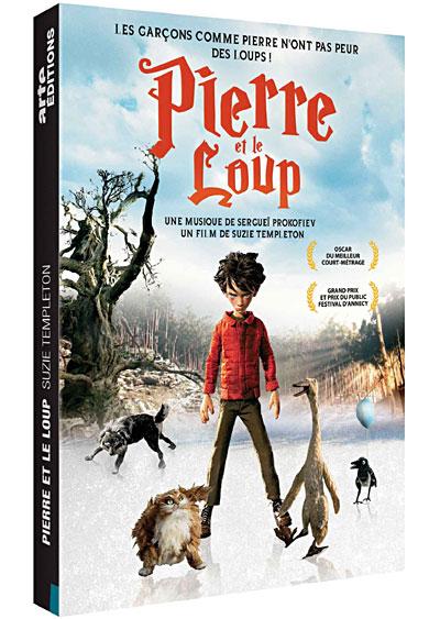Pierre Et Le Loup Video : pierre, video, Pierre, (nouvelle, édition, Video), Catsuka