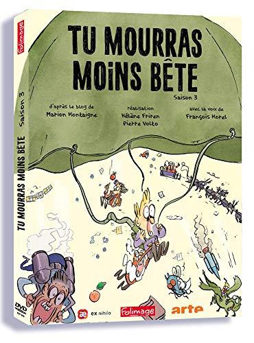 Tu Mourras Moins Bete Saison 3 : mourras, moins, saison, Catsuka, Shopping, Mourras, Moins, Bête, Saison, (DVD)
