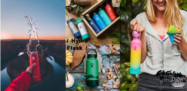 Hydro Flask保溫瓶─開啟充滿質感的OUTDOOR人生