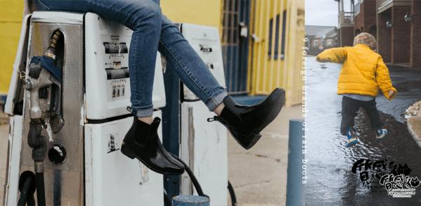就是不想撞靴!9個國外時尚又繽紛的雨靴品牌