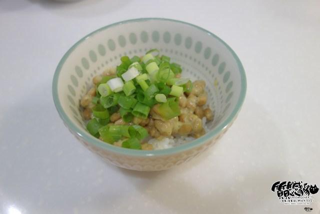 納豆飯製作法