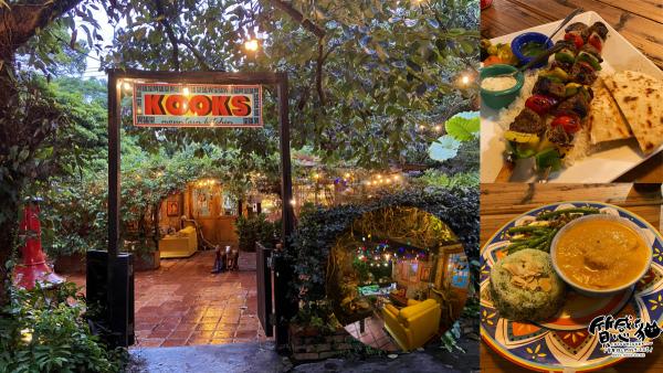 淡水餐廳Kooks 2異嗑堂二店|道地異國料理大推薦|不必出國也能享受