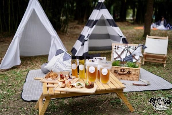 Fancy野餐首選|璐露野生活 Luluyelife|風格露營野餐組合包|野餐道具租借、野餐餐盒