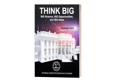Think Big: Big Science, Big Opportunities, and Big Ideas