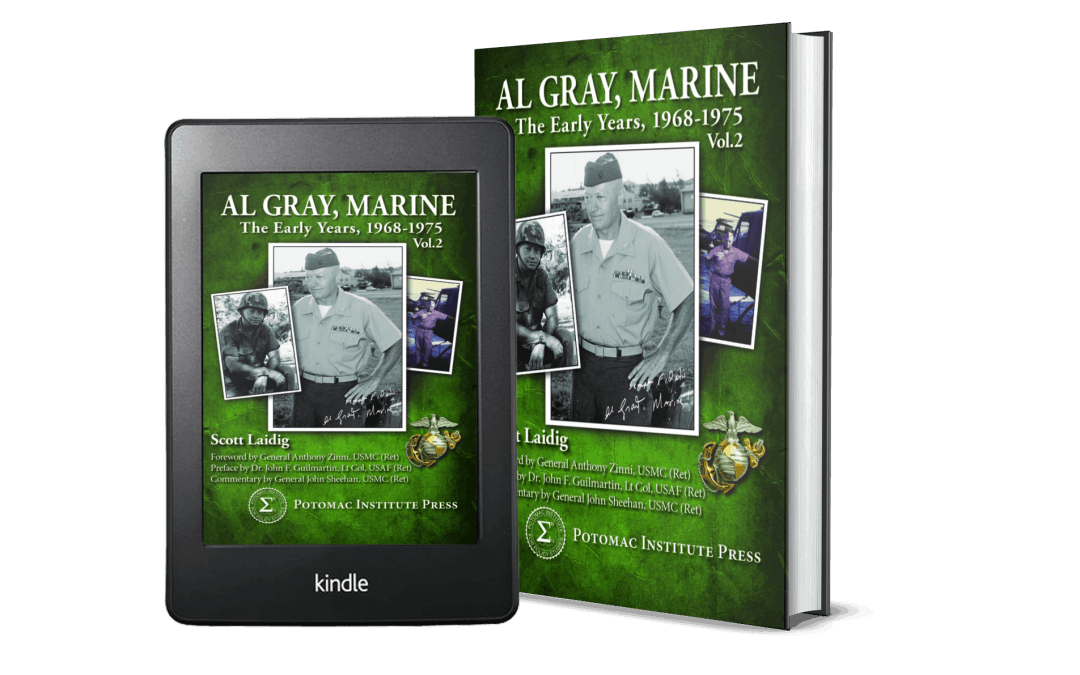 Al Gray, Marine: The Early Years, Vol. 2 (Potomac Institute Press)