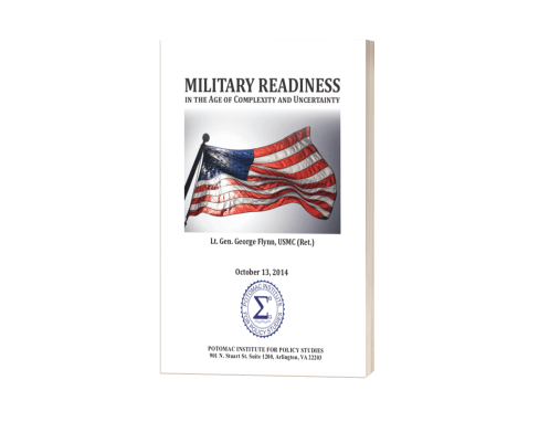 Military Readiness in the Age of Complexity and Uncertainty<br>(Potomac Institute for Policy Studies)