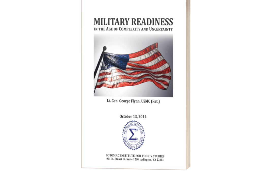 Military Readiness in the Age of Complexity and Uncertainty(Potomac Institute for Policy Studies)