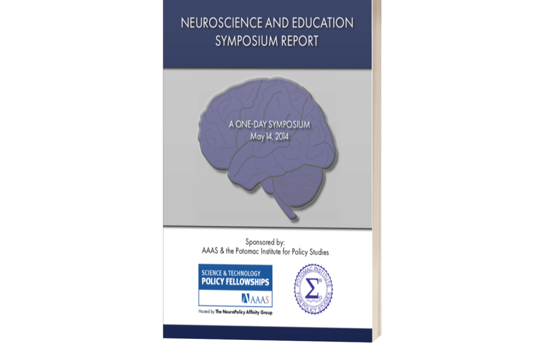 Neuroscience and Education Symposium Report(Potomac Institute for Policy Studies)