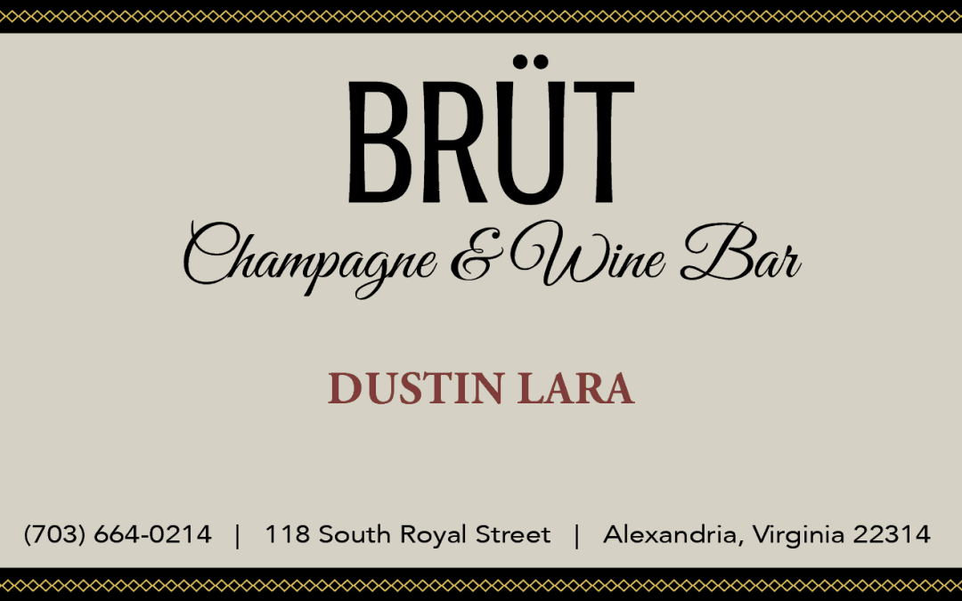 Brut Business Cards