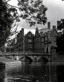 Cambridge bridge