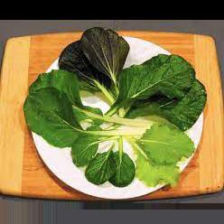 Mild Asian Greens