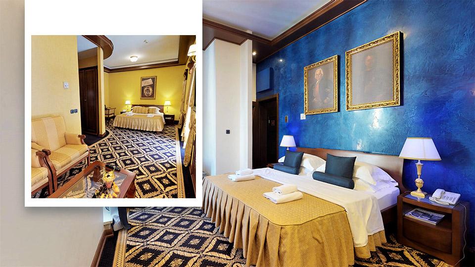 Historic Hotel Cattaro - Deluxe room