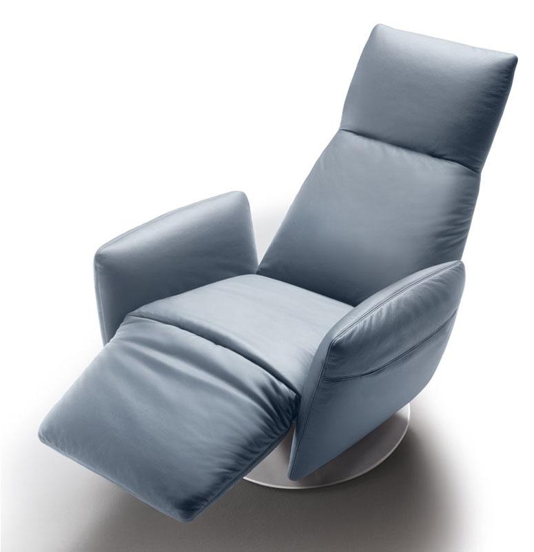 poltrona relax Pillow di Poltrona Frau  Cattelan Arredamenti