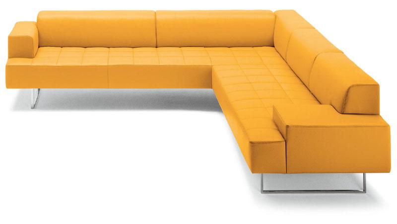 divano Quadra di Poltrona Frau  Cattelan Arredamenti