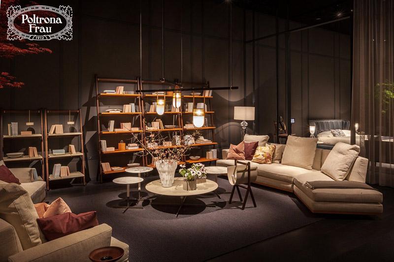 divano Come Together di Poltrona Frau  Cattelan Arredamenti