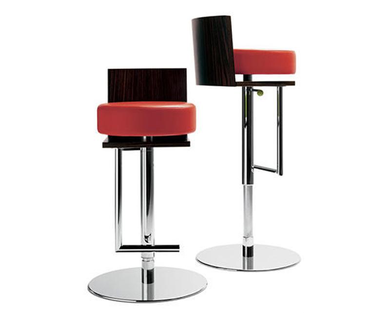 stool Le Spighe by Poltrona Frau  Cattelan  Arredamenti e Design