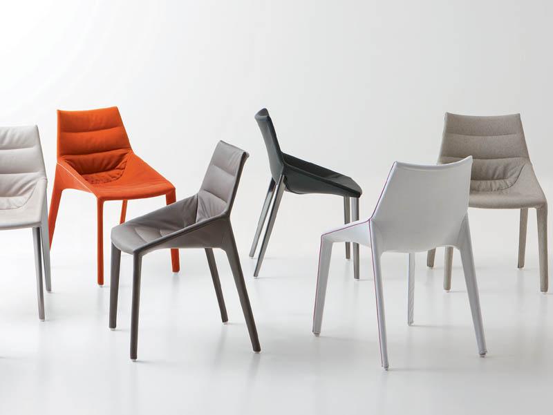 chair Outline by Molteni  Cattelan  Arredamenti e Design
