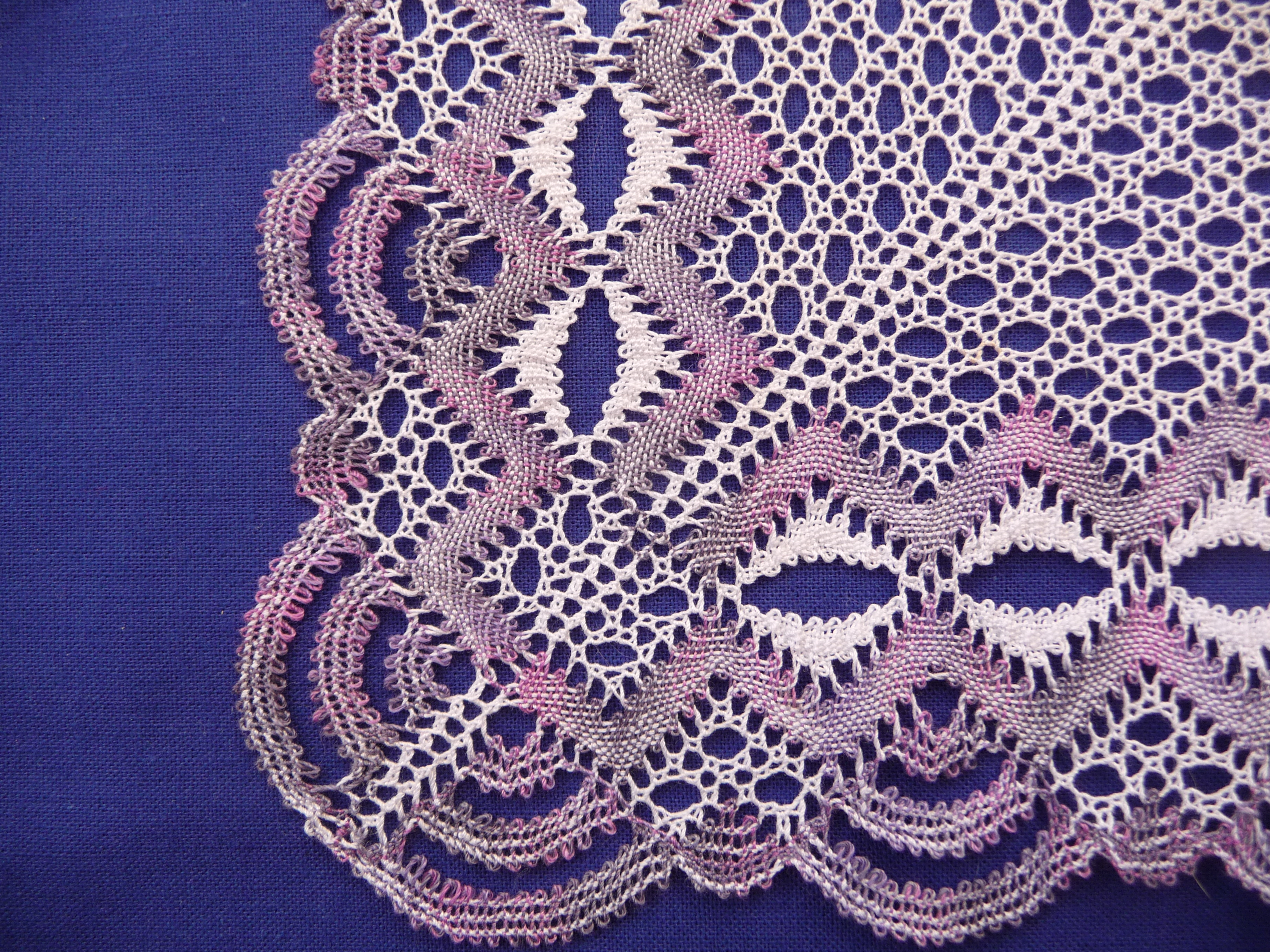 Torchon  Cattern Lace