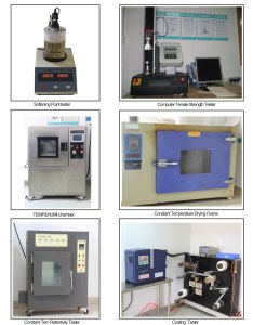 Adhesive Lab Testing Equipment