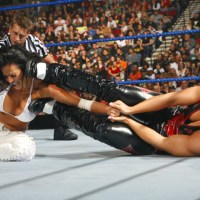 Cattie's Catch Up: No Mercy 2008 Candice Michelle vs Beth Phoenix for the WWE Womens Championship (October, 5th 2008)