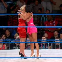 TNA IMPACT RESULTS: Rivals Put Past Moments Aside To Tackle the Beautiful People (June, 19th 2014)