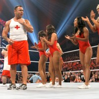 Cattie's Catch Up: Baywatch Triple Threat Divas Tag Team Match (April, 12th 2010)
