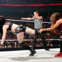 WWE RAW RESULTS: Nikki Bellas Dismay Continues as Naomi Proves Funk Is On A Roll (April, 6th 2015)